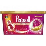 Perwoll Renew & Care Caps kapsle na praní barevného prádla 10 dávek 145 g