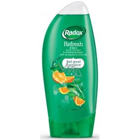 Radox Refresh 2v1 Revitalizující sprchový gel a šampon 250 ml