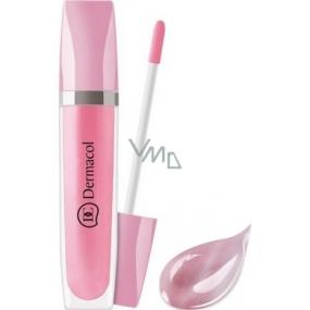 Dermacol Shimmering Lip Gloss třpytivý lesk na rty 01 8 ml