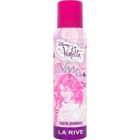 Disney Violetta Love deodorant sprej pro dívky 150 ml