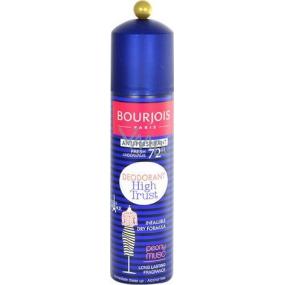 Bourjois High Trust 72hodinový antiperspirant deodorant sprej pro ženy 150 ml