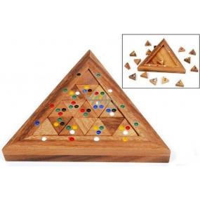 Albi Hlavolam Kovový - Bermudský trojúhelník