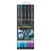 Chameleon Color Tones CT0504 sada tónovacích alkoholových fixů 5 kusů