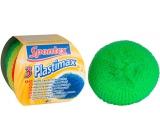 Spontex 3 Plastimax měkká plastová drátěnka na nádobí 3 kusy