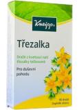 Kneipp Třezalka doplněk stravy při zvýšené únavě, psychickém vyčerpání, stresu 90 dražé