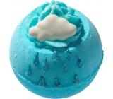 Bomb Cosmetics Tančící déšť Šumivý balistik do koupele 160 g