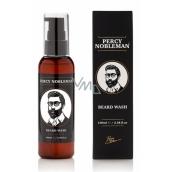 Percy Nobleman Šampon na vousy s přírodními oleji 100 ml