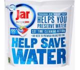 Jar Platinum Plus Cool Blue Quick kapsle do myčky nádobí 100 kusů