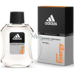 Adidas Deep Energy voda po holení 100 ml