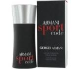 Giorgio Armani Code Sport Men toaletní voda 75 ml