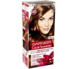 Garnier Color Sensation barva na vlasy 6.35 Zlatá mahagonová