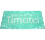 Timotei malý ručník světle tyrkysový 35 x 35 cm 1 kus