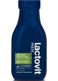 Lactovit Men Active sprchový gel revitalizující 300 ml