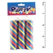 Party Time Serpentýny 4 m 3 kusy v sáčku
