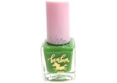 Dor Cosmetics BonBon na vodní bázi lak na nehty pro děti 07 zelená 5 ml