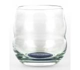 Čakrová sklenice s afirmací Intuice