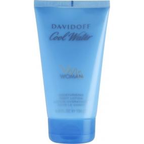 Davidoff Cool Water Woman tělové mléko 150 ml