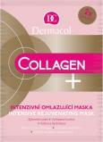 Dermacol Collagen Plus Intensive Rejuvenating intenzivní omlazující pleťová maska 2 x 8 ml