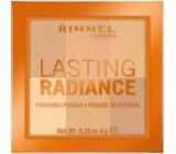 Rimmel London Lasting Radiance pudr 001 Ivory 8 g