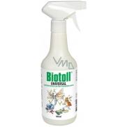Biotoll Univerzální kontaktní insekticid proti všemu hmyzu s dlouhodobým účinkem rozprašovač 500 ml