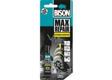 Bison Max Repair extrémně silné a pružné lepidlo pro všechny druhy lepení a oprav 8 g