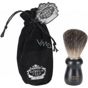 Castelbel Black Edition štětka na holení pro muže 11 cm