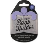 If Little Book Holder Držák na knihu Fialový 75 x 2,5 x 75 mm