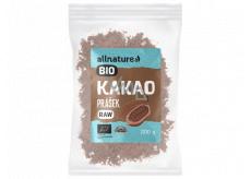 Allnature Kakaový prášek RAW v BIO kvalitě 200 g