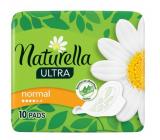Naturella Ultra Normal s heřmánkem hygienické vložky 10 kusů