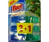 Bref Duo Aktiv Extra Clean & Fresh Borovice Wc gel náhradní náplň 3 x 60 ml