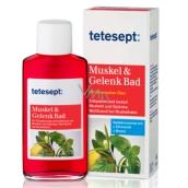 Tetesept Svaly a klouby Rozmarýn + Kafrový koupelový olej koncentrát 125 ml Muscle & Joint Bath