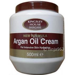 Kingsley House s Arganovým olejem krém 500 ml