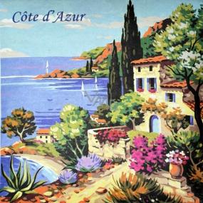 Le Blanc Cote d Azur Vonný sáček Levandule 11 x 11 cm 8 g