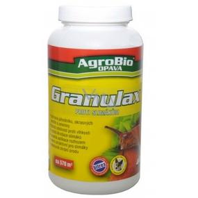 Granulax k hubení slimáků v zahradách 250 g