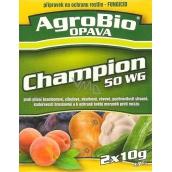 AgroBio Champion 50 WG přípravek na ochranu rostlin 2 x 10 g