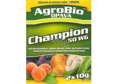 AgroBio Champion 50 WP přípravek na ochranu rostlin 2 x 10 g