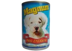 Magnum Ryby a drůbeže kompletní krmivo z pro štěňata 400 g