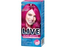 Schwarzkopf Live Ultra Brights or Pastel barva na vlasy 093 Shocking Pink