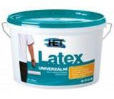 Het Latex Univerzální bílá latexová barva 5 kg