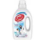 Savo White bez chloru prací gel na bílé prádlo 20 dávek 1 l