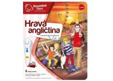 Albi Kouzelné čtení interaktivní mluvící kniha Hravá angličtina