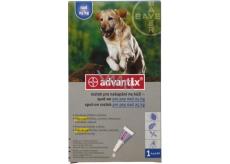 Bayer Advantix Spot On roztok pro nakapání na kůži pro psy nad 25 kg, 1 x 4 ml