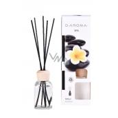 D-Aroma- Aroma Spa - Lázně aroma difuzér s tyčinkami pro postupné uvolňování vůně 100 ml