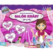 Albi Salón krásy kreativní sada koupelové bomby, modní mýdlo, parfém, doporučený věk 8+