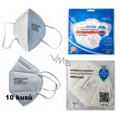 JB Respirátor ústní ochranný 5-vrstvý FFP2 Mask CE 1463 10 kusů