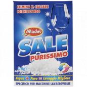 Madel Sale Purissimo hrubozrnná sůl do myčky1 kg extra velká
