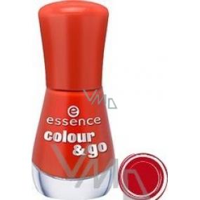 Essence Colour & Go lak na nehty 117 Im So Very 8 ml