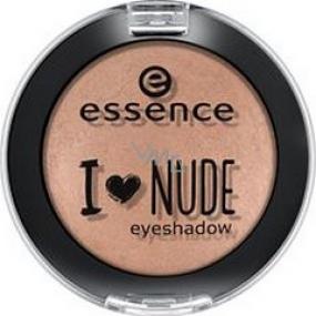 Essence I Love Nude Eyeshadow oční stíny 04 Sweet Like Chocolate 1,8 g