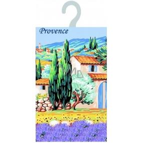 Le Blanc Provence Vonný sáček ramínko Levandule 17,5 x 11 cm 8 g