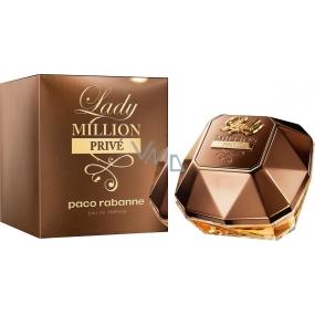 Paco Rabanne Lady Million Privé parfémovaná voda pro ženy 5 ml, Miniatura
